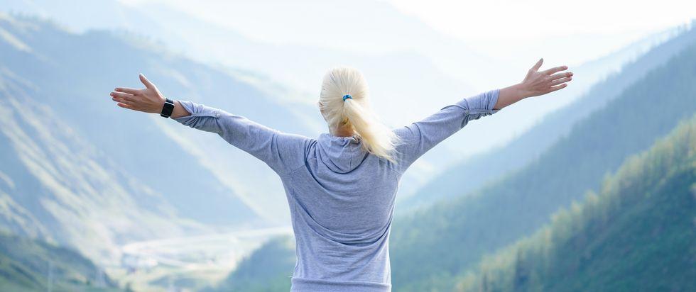Blog MenoGynial PLUS Volle Power für Change Sisters Karin Pauer