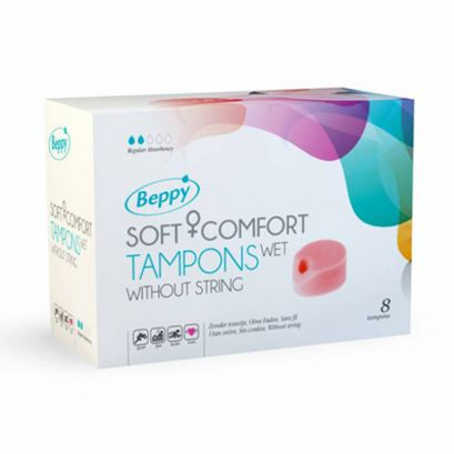 Beppy Tampons Wet (8 Stk.)