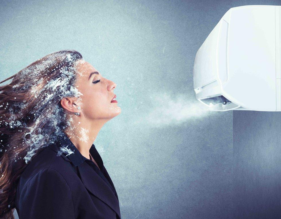 geniale Tipps gegen Hitzewallungen