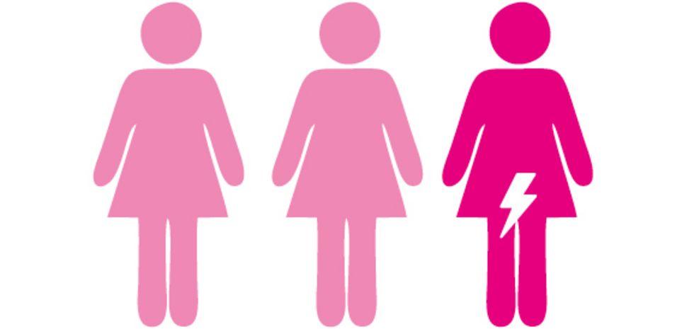 jede dritte Frau bakterielle Vaginose