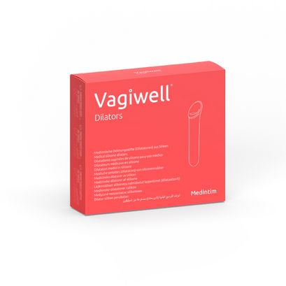 Vagiwell Dilatatoren - Set Small (3 Stück)