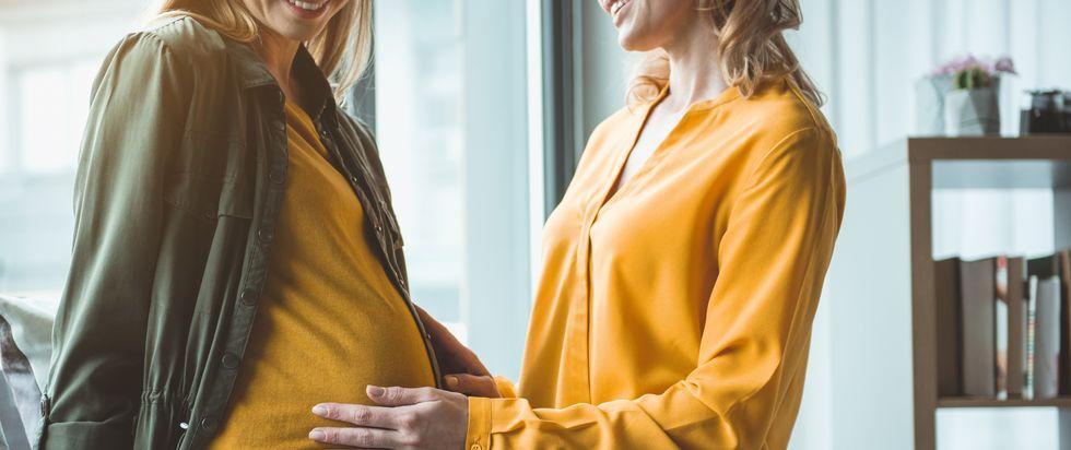Eisenmangel in der Schwangerschaft